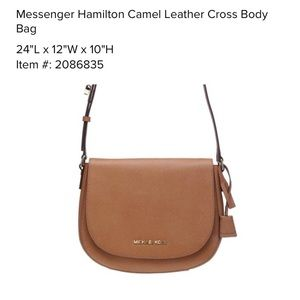 Like new Michael Kors cross body